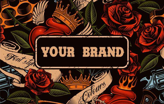 Branding-Tattoo